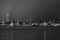 Space Needle | From Alki Beach
